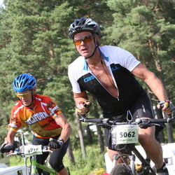 Cycling 90 km - Sture Bertilsson (4919), Anders Larsson (5062)