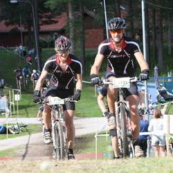 Cycling 90 km - John Söderquist (7671), David Kierkegaard (7716)