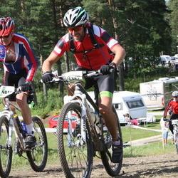 Cycling 90 km - Anders Sandberg (6399)