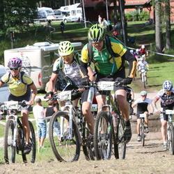 Cycling 90 km - Hilde Hagen (5108), Jörgen Everklint (7305)