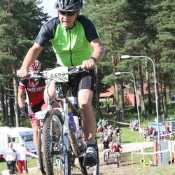 Cycling 90 km - Christer Neuman (6699)