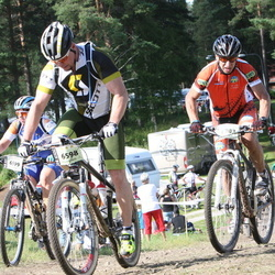 Cycling 90 km - Anders Olsson (6598)