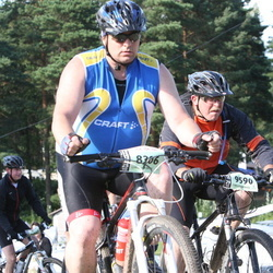 Cycling 90 km - Per-Ola Thuresson (8306), Björn Gunnarsson (9590)