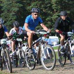 Cycling 90 km - Agneta Lennartsson (7638), Jonathanf Malm (10051), Magnus Rammus (10658), Örjan Faye Holm (11145)