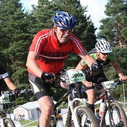 Cycling 90 km - Axel Lergén (8008), Jenny Lundberg (9859), Fredrik Hansson (13032)