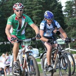 Cycling 90 km - Stefan Persson (10109), Henrik Gustafsson (11656)