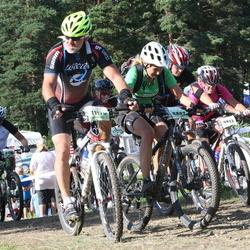 Cycling 90 km - Helena Areschoug (8887), Ing-Britt Nordahl Jaensson (9822), Robert Frisk (11176), Fredrik Lundberg (11199)