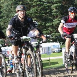Cycling 90 km - Kenneth Koar Candelö Koar Candelöf (11132), Fredrik Lundberg (11199), Lars-Ove Wåhlander (11399)