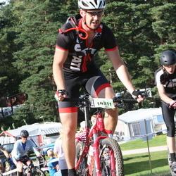Cycling 90 km - Henrik Johansson (14211)