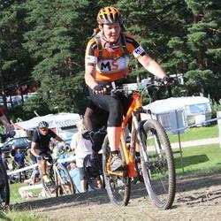 Cycling 90 km - Carina Ämmälä (8950)