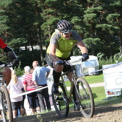 Cycling 90 km - Stefan Erdenstam (11975), Ceacar Ax (12240)