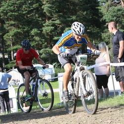 Cycling 90 km - Calle Andersson (12774), Kjell Bergqvist (14162)