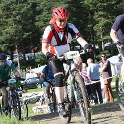 Cycling 90 km - Bruno Lindström (7981), Malin Lööf (7987), Roger Eriksson (9288)