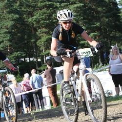 Cycling 90 km - Elisabeth Sjöberg (11588), Ulf Johansson (12327)