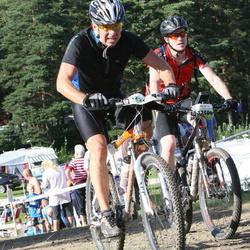 Cycling 90 km - Christer Jonsson (12260), Robert Hedman (12594)