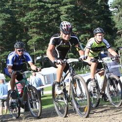 Cycling 90 km - Conny Wåhlstedt (9434), Jarek Kratochvil (12607)