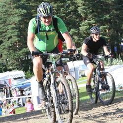 Cycling 90 km - Lars Birgersson (9881), Daniel Herrlin (14231)