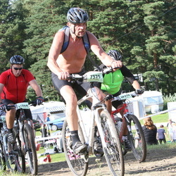 Cycling 90 km - Bernth Hesselroth (7325), Åke Jansson (12246)