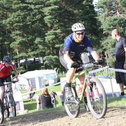 Cycling 90 km - Torbjörn Bäck (10100), Samuel Johnson (10640), Anders Wadman (13890)