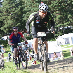 Cycling 90 km - Johan Johansson (11339), Henrik Gunnérius (13165)