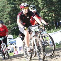 Cycling 90 km - Monika Andersson-Häll (8342), Bodil Ahlström (9089)