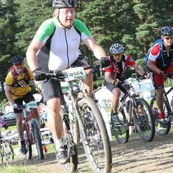 Cycling 90 km - Jonas Lindblad (9368), Christian Erhard (10614), Jörgen Fredriksson (13276)