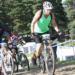 Cycling 90 km - David Bradley (10877), Håkan Freij (11312), Hanna Jansson (13572)