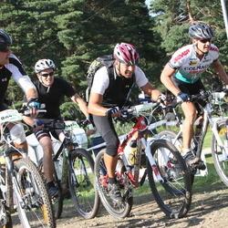 Cycling 90 km - Danijel Palcic (11609), Jens Tornberg (14171)