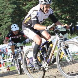 Cycling 90 km - Lars Bluhm (12854), Henrik Enarsson (13609)