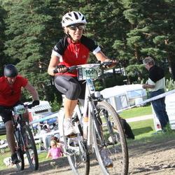 Cycling 90 km - Desirée Hukkila (10011), Patrik Johansen (12089)