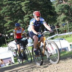 Cycling 90 km - Mattias Hellberg (12942), Agneta Jonsson (14237)