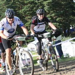 Cycling 90 km - Magnus Kagevik (11559), Fredrik Eriksson (13708)
