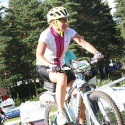 Cycling 90 km - Cecilia Lager (8019)