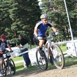 Cycling 90 km - Fredrik Kansbod (9549), Karl-Johan Karlsson (13766)