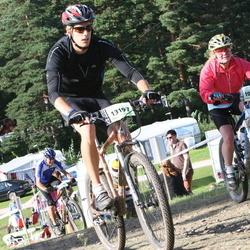 Cycling 90 km - Marie Hallén (10800), Anders Törnqvist (13197)