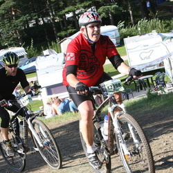 Cycling 90 km - Lars Melin (12398), Henrik Svensson (12498)