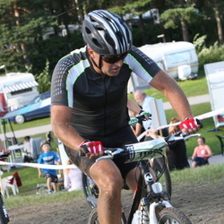 Cycling 90 km - Christoffer Eriksson (8474), Ronny Quist (11895)