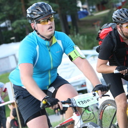 Cycling 90 km - Adrian Eklund (13082), Lars Nordin (14647)