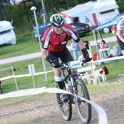 Cycling 90 km - Charlotta Carlsson (10355), Uolevi Petrelius (11357)