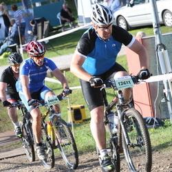 Cycling 90 km - Henrik Magnusson (12611), Rune Sundström (14018)