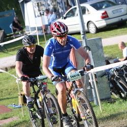 Cycling 90 km - Rune Sundström (14018), Arne Söderberg (14899)