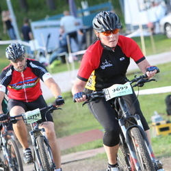 Cycling 90 km - Caroline Svensson Ivarsson (9699), Kristian Bergqvist (12759)