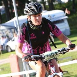 Cycling 90 km - Diana Lundblad (14173)