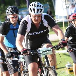 Cycling 90 km - Mika Lindqvist (10970), Jenny Åkerström (14950)