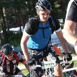 Cycling 90 km - Erik Linner (11370)
