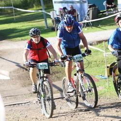 Cycling 90 km - Monika Andersson (8270), Elvis Alexandersson (10636)