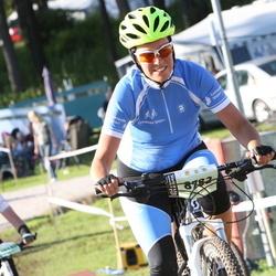 Cycling 90 km - Cathrin Smedberg (8782)
