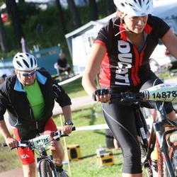 Cycling 90 km - Hanna Nilsson (14878), Jan-Inge Dahlman (15115)