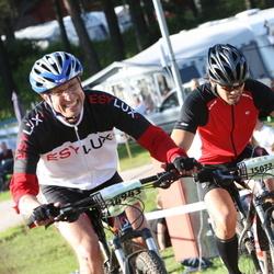 Cycling 90 km - Björn Andersson (14943), John Berg (15072)