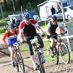 Cycling 90 km - Anders Nyström (11725), Martin Kuortti (13671)